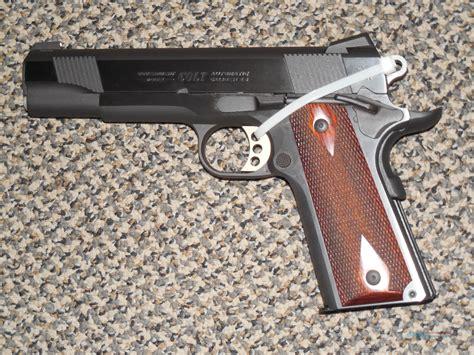Colt 1911 Government Model Xse Combat 45 Acp For Sale