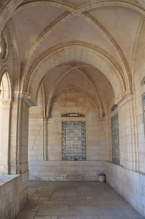panoramio photo of church of the pater noster on the mount of olives jerusalem