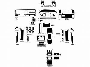 1999 Gmc Yukon Dash Kits