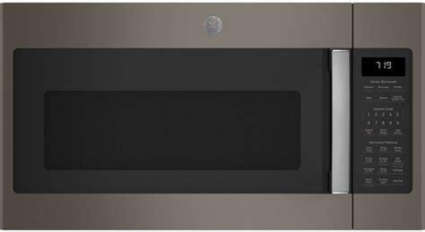 ge series    range microwave slate jvmekes vans home center