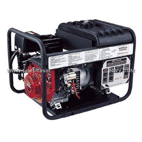 Honda 8000 Watt Generator   Car Interior Design