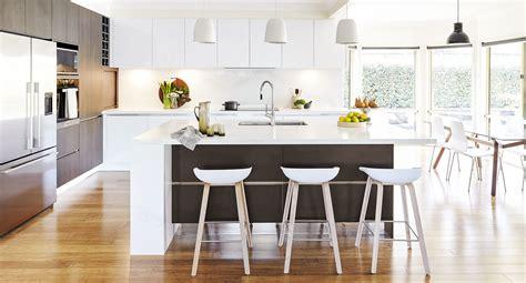 timeless modern kitchen inspire  home beautiful magazine australia