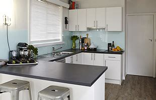 Galley Kitchen Remodel  Before & After  Bunnings