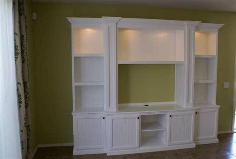 built  entertainment centers custom wall unit cabinets