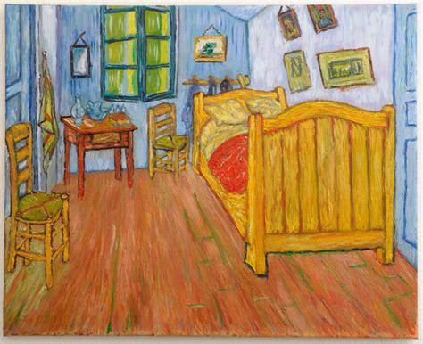 chambre à coucher gogh la chambre de gogh 224 arles version 1 peinte 224 la