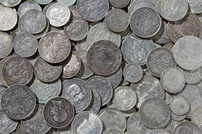 Coins Silver Oz Currency Crypto Ny Composition