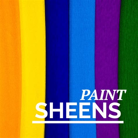 Choosing A Paint Sheen  Tips  Chatham Property Maintenance