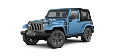 chief jeep color 2017 jeep wrangler colors autonation chrysler dodge jeep