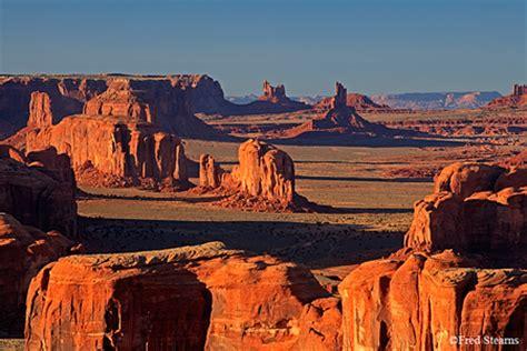 hunts mesa sunset monument valley navajo tribal park