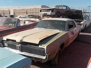 1967 Mercury Cougar   67me4452d