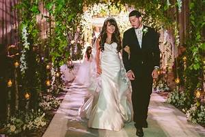 An Enchanted Forest Wedding: Jacqueline and Amir - A Chair ...