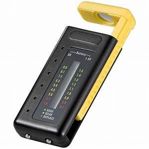 Testeur De Batterie Professionnel : testeur de piles pour aaa aa c d 9v n pile chargeur g n rique sur ~ Melissatoandfro.com Idées de Décoration