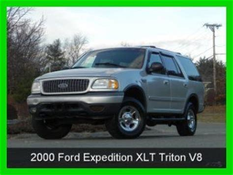 purchase   ford expedition xlt wd  triton