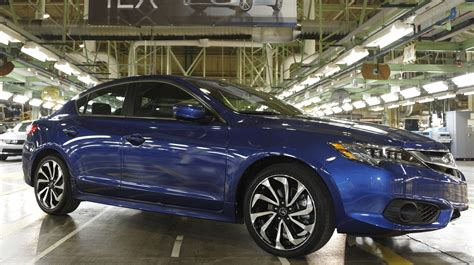 production    acura ilx begins news top speed