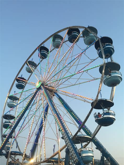 Ferris Wheels And Cherry Tomatoes The Montgomery County