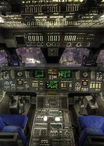 Space Shuttle Parts Cockpit - Pics about space