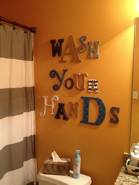 Boy Bathroom Ideas by I Say This All The Time To Students This For My