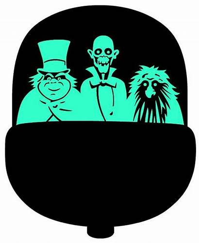 Haunted Mansion Disney Ghosts Hitchhiking Doom Buggy