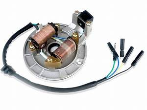 Ignition Stator W   Lighting - Whs-0968 - Electrical