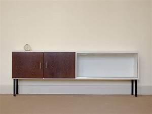 Design Tv Lowboard : design lowboard tv meubel met palissander deurtjes gebroeders van duijn ~ Frokenaadalensverden.com Haus und Dekorationen