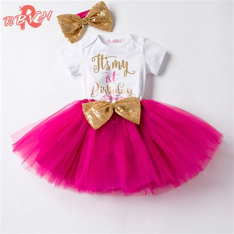 st tutu one year baby tutu clothes sets clothes for 1st