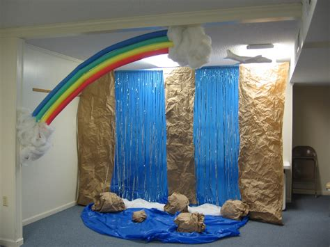 Decorating Ideas For Everest Vbs by Vbs Everest Decorating Ideas Just B Cause