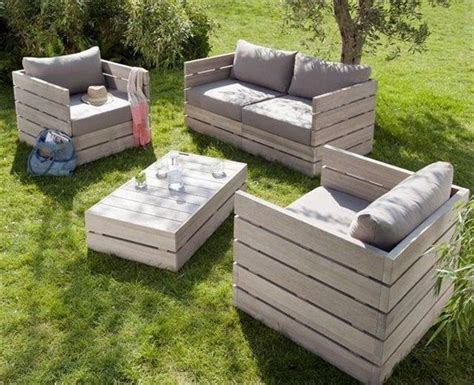 diy outdoor pallet furniture plans budget friendly pallet furniture designs hause 47242