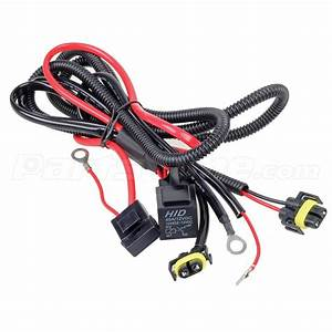 880 H11 Hid Xenon Conversion Kit Relay Wire Harness For