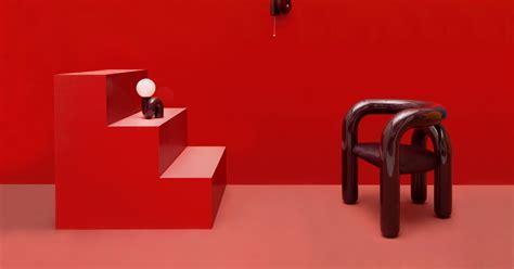 emerging furniture designers     york times