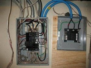 When How You Install Electric Sub Panel Your