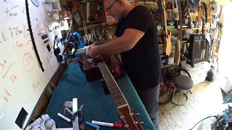 Fender Acoustic Set Up Youtube
