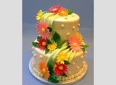Birthday Cakes Images Amusing Birthday Cake Flowers