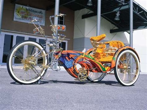 Lowrider Bicycle Magazine