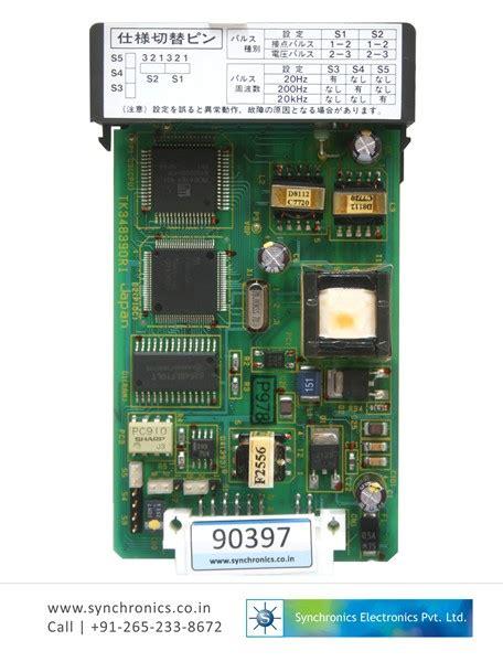 Washing Machine Relay Control Card Fuji Electric Repair