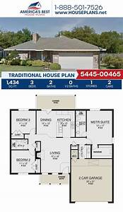 House, Plan, 5445-00465