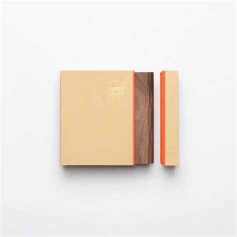 Lumio Book L Walnut by Lumio Book L Walnut