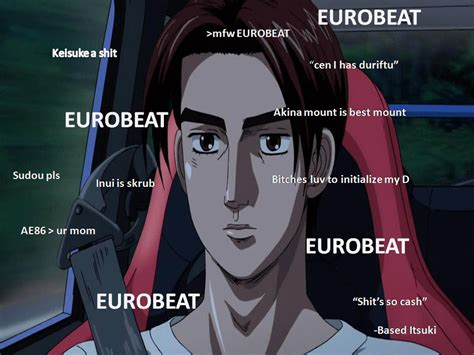 Initial D Memes - iv e made one of the dankest meme for initial d on ct hope ya like it