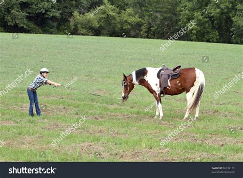 horse stubborn wants eat shutterstock