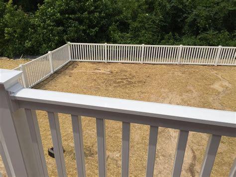 pierce fence   fences gates   dupont