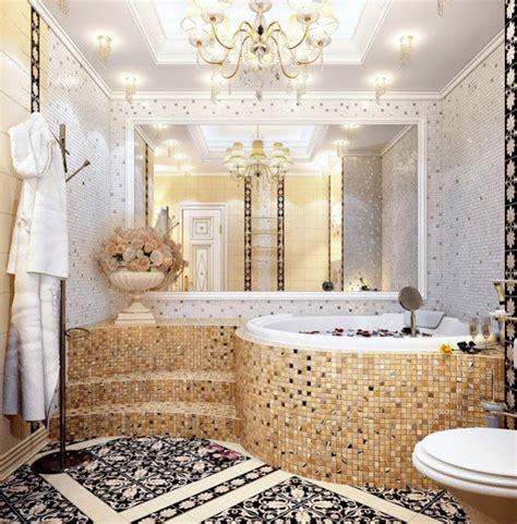 Decoration Carrelage Salle De Bain Le Carrelage Mosaique Pour La D 233 Co De La Salle De Bains