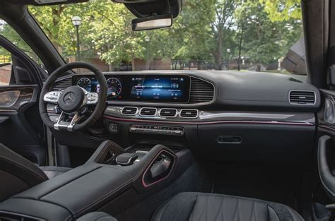 What do you think about the 2021 s class interior amg line? 2021 Mercedes-Benz AMG GLE 63 S Interior Review - Seating, Infotainment, Dashboard and Features ...