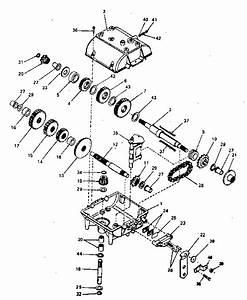 Craftsman 143756a Engine  U0026 Drivetrain Parts