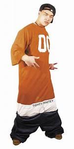 Teen Rapper Costume - Adult Costumes