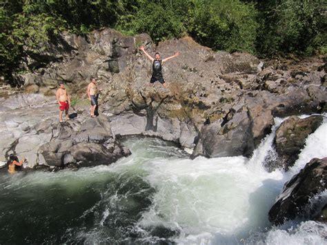 washington swimming falls holes waterfall moulton wa summer flickr eli duke onlyinyourstate