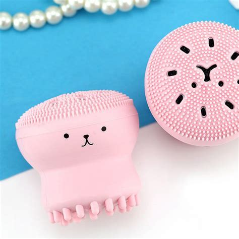 Jellyfish Silicon Brush - All in One Deep Pore Cleansing ...