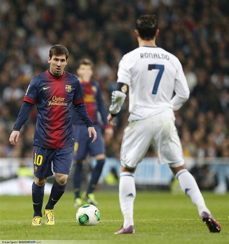Ronaldo And Messi Wallpaper Wallpapersafari