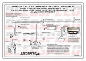 Lambretta Electronic Conversion