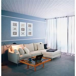 Dalles de plafond polystyrène Vienne Poutre décoration
