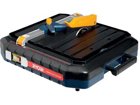 power tools ryobi tile cutter mm tc