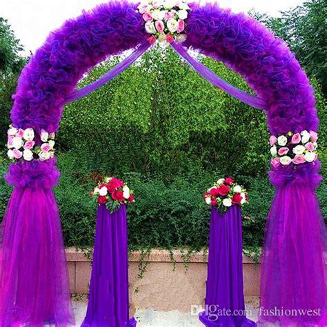 wedding arch wedding decorations props  garden quin
